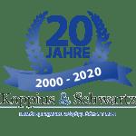 Koppius-Schwartz 20 Jahre